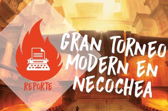 Gran Torneo Modern en Necochea [Leonardo Canalejo]