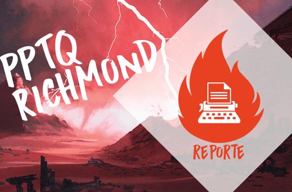 Ramunap Red en el PPTQ Richmond [José Ignacio Fernández]