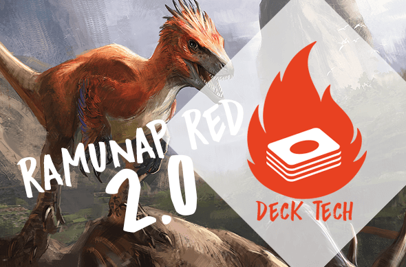 Un nuevo enfoque del Ramunap Red