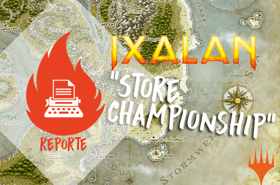 Ixalan Store Championship en Illusions of Grandeur