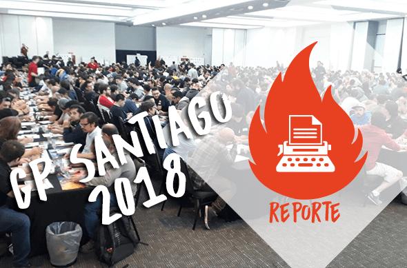 GP Santiago 2018: Bitácora. Parte 1