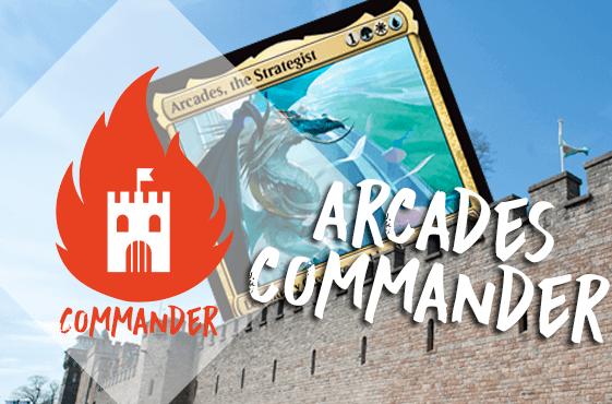 Arcades de Troya [La Zona de Mando]